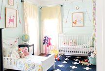 Kids Room Ideas / by Ramshackle Glam