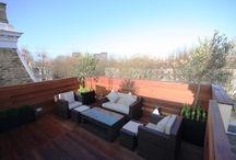 Rooftop & Balcony Design
