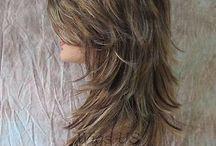 Peinado pelo largo