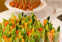 ideas mesas saladas