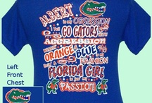 Gator Girl / by Ashley Threm