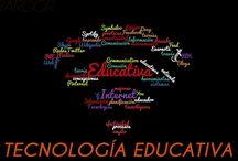 Tecnología Educativa / Tablero nubes de palabras