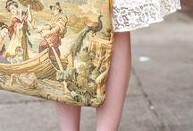 carpet bag purse ideas