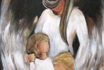 malování na obraz