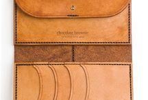 leather wallets to make