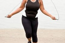 Feminist and Body Positive Fitness / Health comes in many sizes. Focusing on strength, endurance, and nutrition expands the possibilities for fitness success and allows us to appreciate our bodies--whatever their shape.  #feminist #fitspo #HAES