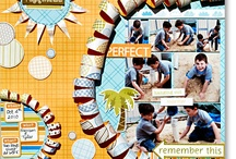 Scrapbooking Inspiration / by Michelle Johnson Carr