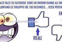 Consigli gratis su facebook