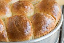 Breads & Rolls / by Carol