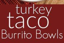 Healthy Tacos / Healthy Taco recipes