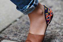 boty výšivka