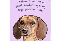 Doggies & Doo-da / by Robin