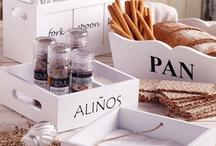 Kitchen / Ideas y accesorios para decorar y organizar tu cocina con mucho estilo.