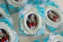 Bebek şekerleri / Baby shower, doğum, mevlüt,  diş buğdayı, doğum günleri için kişiye özel hazırlanan hediyelikler..