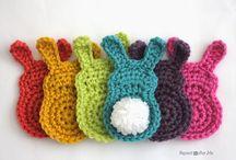 Crochet : Noël, Pâques, Halloween