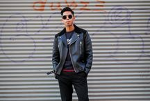 Two Takes on Coach's Fall Mens Collection 2016 / Sponsored: We teamed up with two NYC style influencers who showed us their own unique takes on Coach's new Mens Collection.