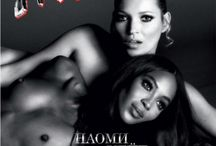 Magazine Covers / Beautiful magazine covers (mostly fashion)