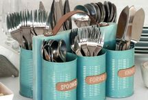 Tins crafts