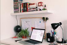 Schreibtische