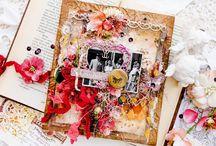 Anastasi Kuznetsova / Beautiful art from Anastasi using products from Lindys