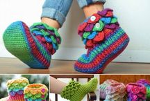 crochet for feet