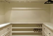 Walk in Closet / Ideas for new master bedroom closet