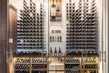 Wine Cellar Design / Stuart Pliner Design Inspirations for Wine Cellar Design
