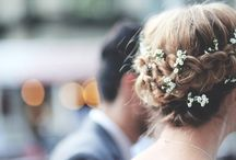 Hairstyles / by Eco Brides Magazine