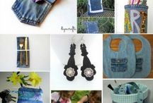 Jeans / Inspiring upcycle