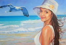 Portraits / Portraits paintings on canvas. Thank you for visiting!