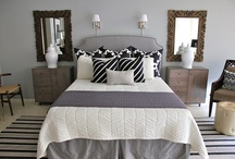 Decor Bedroom Master / by Elizabeth Postak