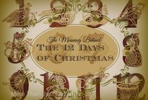 The 12 Days of Christmas / The meaning behind the song.