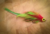 Pike flies / Pike flies and fly fishing for pike
