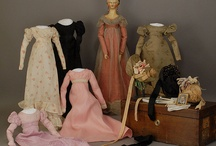 Doll with Wardrobes / by Karen Cermak