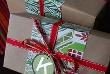 That's A Wrap / Giftables / by Michelle Barbee