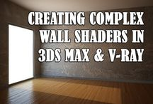 3DS_Max - Tutorials