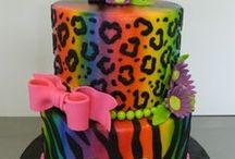birthday cakes!!!!!