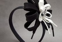 Accessori x capelli e collane