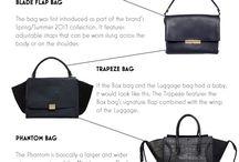 Bag Lady / Total complete BAG PORN!!! Vintage leather designer bags makes us swoon like Coach and Hermes!!!