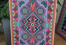 hama blandet mønstre