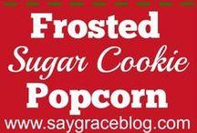 Popcorn--Yes please!