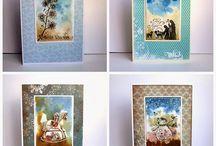 My projekts - Cards