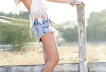 Summer Country shoot