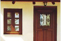 Wooden Doors by Viekko S.A.