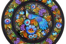 pintura ucraniana