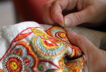 Embroidery / by Lori Massie-Spriestersbach