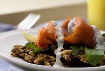 Fresh Spring Recipes / Embrace the new season with fresh Little Potato recipes
