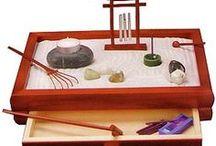 zen miniature terrarium