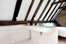 Espace - Suite parentale / Aménagement & décoration d'une suite parentale (combles, grenier, etage, …)