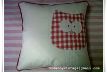 Pillows / by Cristina @Remodelando la Casa